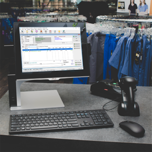 The Uniform Solution In Retail Store